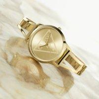 Zegarek damski Guess bransoleta W1145L3 - duże 2