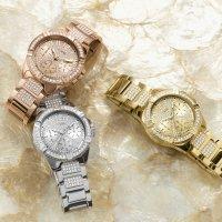 Zegarek damski Guess W1156L2 - duże 4