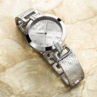 Zegarek damski Guess bransoleta W1228L1 - duże 4