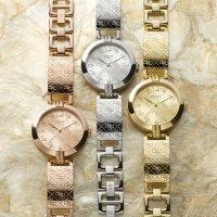 Zegarek damski Guess bransoleta W1228L2 - duże 7