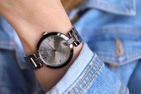 Zegarek damski Guess bransoleta W1228L4 - duże 2