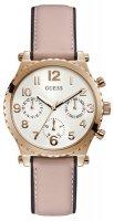 Zegarek damski Guess pasek GW0036L3 - duże 1