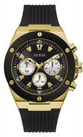 Zegarek męski Guess pasek GW0057G1 - duże 1