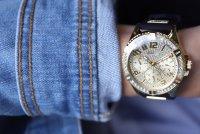 Zegarek damski Guess pasek W1160L1 - duże 5