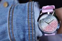 Zegarek damski Guess pasek W1223L1 - duże 11