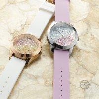 Zegarek damski Guess pasek W1223L1 - duże 4