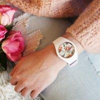 Zegarek damski ICE Watch ice-flower ICE.FL.LEG.S.S.15 - duże 2