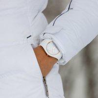 Zegarek damski ICE Watch ice-glam pastel ICE.GL.WD.S.S.14 - duże 2