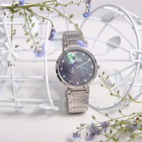 Zegarek damski Jacques Lemans classic 1-1998D - duże 2