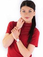 Zegarek damski Junghans Max Bill 047/4541.04 - duże 2
