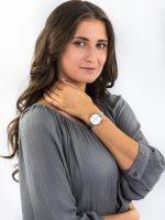 Zegarek damski klasyczny Obaku Denmark Bransoleta V227LXGIMC szkło szafirowe - duże 2
