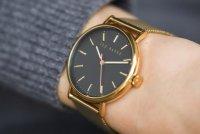 Zegarek damski klasyczny Ted Baker bransoleta BKPPHF919 Phylpin szkło mineralne - duże 8
