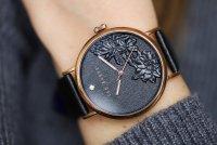 Zegarek damski klasyczny Ted Baker pasek BKPPFF904 Phylipa Flowers szkło mineralne - duże 8