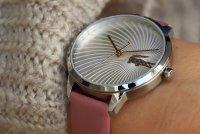 Zegarek damski Lacoste damskie 2001057 - duże 4