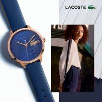 Zegarek damski Lacoste damskie 2001058 - duże 8