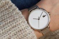 Zegarek damski Lacoste damskie 2001103 - duże 5
