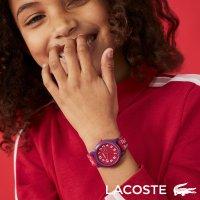 Zegarek damski Lacoste damskie 2030012 - duże 4
