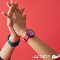 Zegarek damski Lacoste damskie 2030012 - duże 5