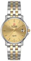 Zegarek damski Le Temps zafira LT1056.46BT01 - duże 1