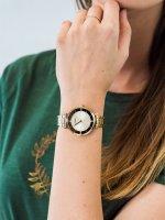 Zegarek damski Lorus Fashion RG240QX9 złoty - duże 3