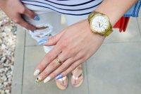 Zegarek damski Lorus fashion RP698CX9 - duże 2