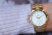Zegarek damski Lorus klasyczne RG228PX9 - duże 3