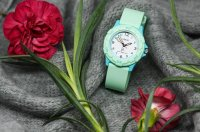 Zegarek damski Lorus sportowe RRX25GX9 - duże 2