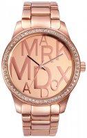 Zegarek damski Mark Maddox pink gold MM0011-90 - duże 1