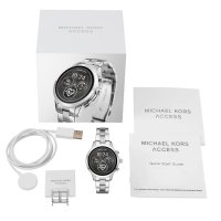 Zegarek damski Michael Kors access smartwatch MKT5044 - duże 4