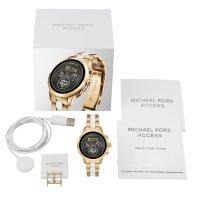 Zegarek damski Michael Kors access smartwatch MKT5057 - duże 4