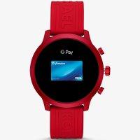 Zegarek damski Michael Kors access smartwatch MKT5073 - duże 2