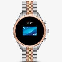 Zegarek damski Michael Kors access smartwatch MKT5080 - duże 2