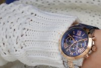 Zegarek damski Michael Kors bradshaw MK6389 - duże 5