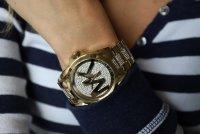 Zegarek damski Michael Kors bradshaw MK6487 - duże 2