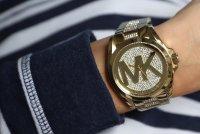 Zegarek damski Michael Kors bradshaw MK6487 - duże 3