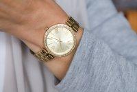 Zegarek damski Michael Kors maci MK3903 - duże 3