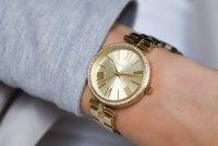 Zegarek damski Michael Kors maci MK3903 - duże 5