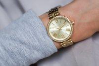 Zegarek damski Michael Kors maci MK3903 - duże 6