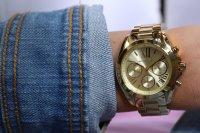 Zegarek damski Michael Kors mini bradshaw MK5798 - duże 5