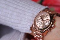 Zegarek damski Michael Kors mini bradshaw MK5799 - duże 5