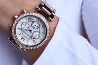 Zegarek damski Michael Kors parker MK5491 - duże 4