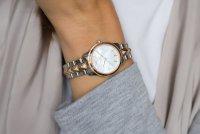 Zegarek damski Michael Kors runway MK6717 - duże 2