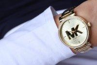 Zegarek damski Michael Kors sofie MK4334 - duże 4
