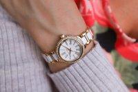 Zegarek damski Michael Kors taryn MK6581 - duże 3
