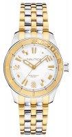 Zegarek damski Nautica bransoleta NAPPBS032 - duże 1
