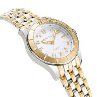 Zegarek damski Nautica bransoleta NAPPBS032 - duże 2
