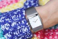 Zegarek damski Obaku Denmark bransoleta V102LCCMC - duże 2