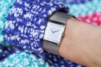 Zegarek damski Obaku Denmark bransoleta V102LCCMC - duże 3