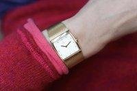 Zegarek damski Obaku Denmark bransoleta V102LGGMG - duże 4