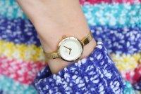 Zegarek damski Obaku Denmark bransoleta V129LGGMG1 - duże 4